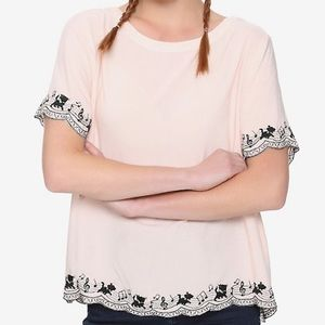 Disney The Aristocats Marie Music Fashion Top tee